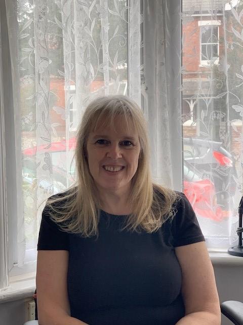 Debbie Manager Amberley Lodge dementia nursing home in Worthing